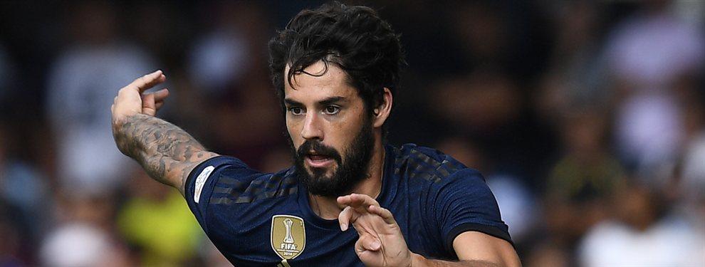 Isco Alarcón ya sabe como se las gasta Florentino Pérez, después de ver lo que le ha hecho a Lucas Silva