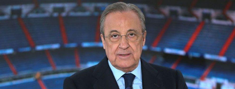 Florentino Pérez cierra dos fichajes y la plantilla: ¡llegan el lunes!: El presidente y 'Zizou' consideran que el grupo queda cerrado con estas dos bombas
