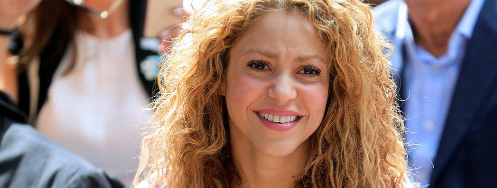 Siempre la cantante colombiana, Shakira, nos sorprende con vídeos e imágenes fuera de lo común.