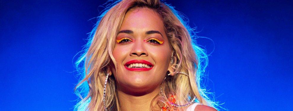 El ritmo va con Rita Ora a todas partes, en este video podemos ver a Rita Ora moviendo las caderas al compás de Only you de Yazoo.