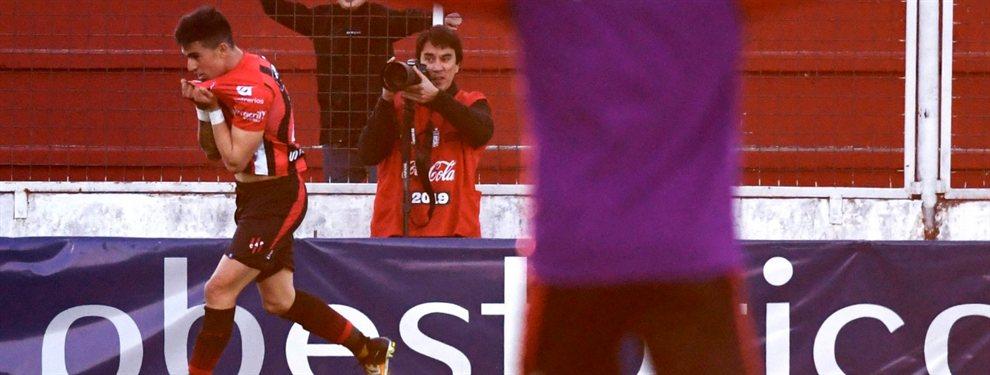 Independiente y Patronato se enfrentaron por la quinta fecha de la Superliga en Paraná.