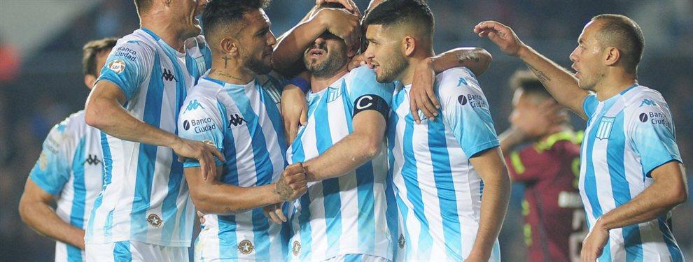 Racing recibió en el Cilindro de Avellaneda a Godoy Cruz por la quinta fecha de la Superliga.