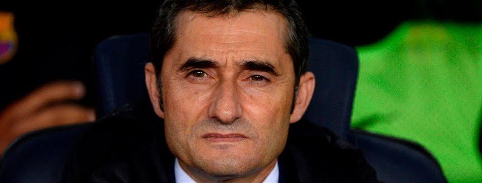 ¡Se va del Barça! El club que le recibe ya última los preparativos:Ya es un hecho que esto jugador no volverá a entrenar a las órdenes de Valverde