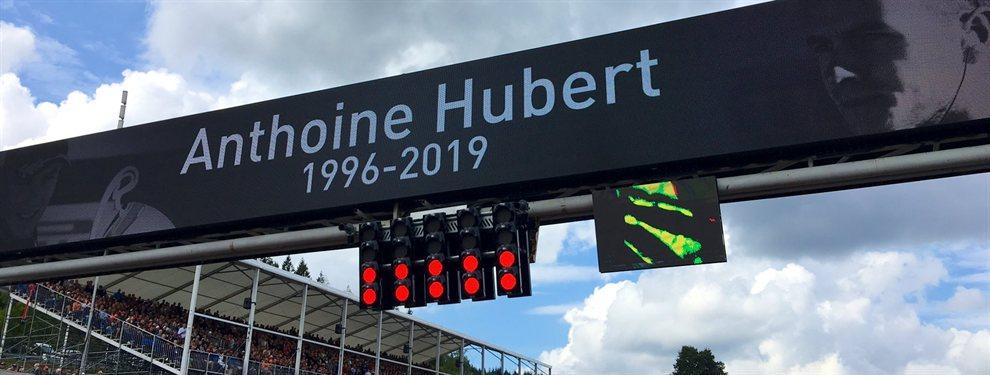 Lewis Hamilton conmocionado en directo con el choque de Anthoine Hubert: Las imágenes, de una gran dureza, muestran el accidente fatal del francés