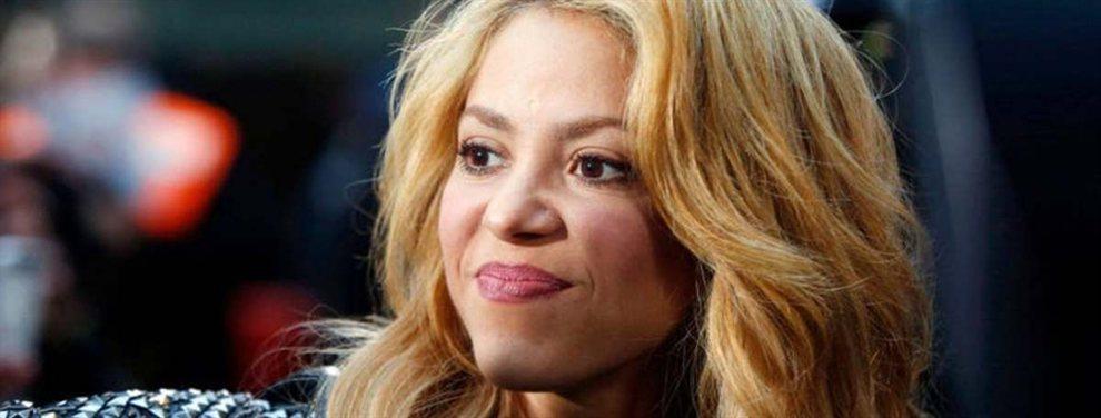 Shakira decidió exponer un poco de su arte como bailarina, tal como lo demuestra en esta publicación.