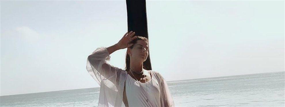 Carolina Cruz se destapa en el mar ¡Que escándalo de curvas!:Se relaja en sus vacaciones en las costas caribeñas