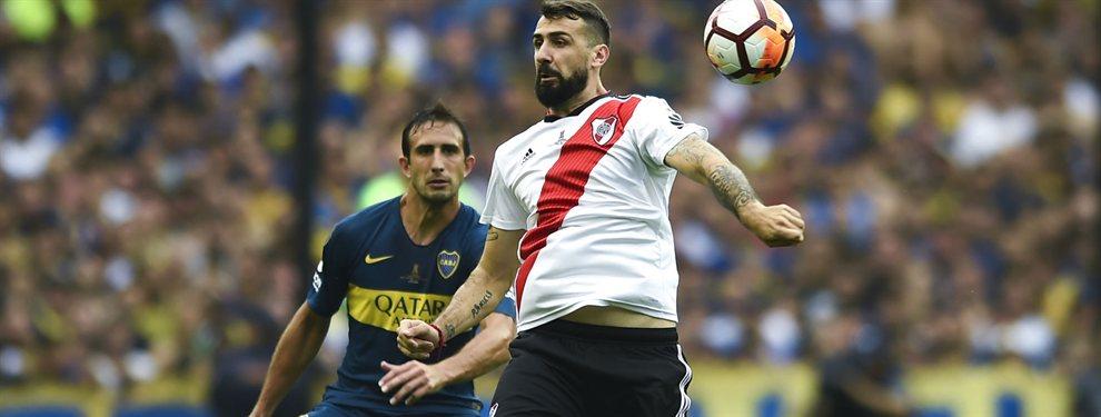 Boca y River se enfrentan en el Monumental en el primero de los tres Superclásicos que jugarán en dos meses.