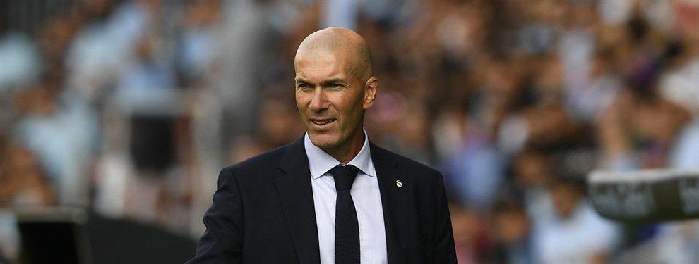 La plantilla del Real Madrid está cerrada entre comillas, porque Zidane ya comentó que puede darse una que otra bomba de mercado de última hora.