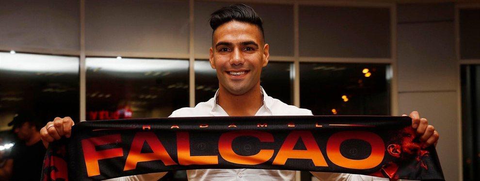 Radamel Falcao es nuevo jugador del Galatasaray y tendrá un salario bomba que nadie espera