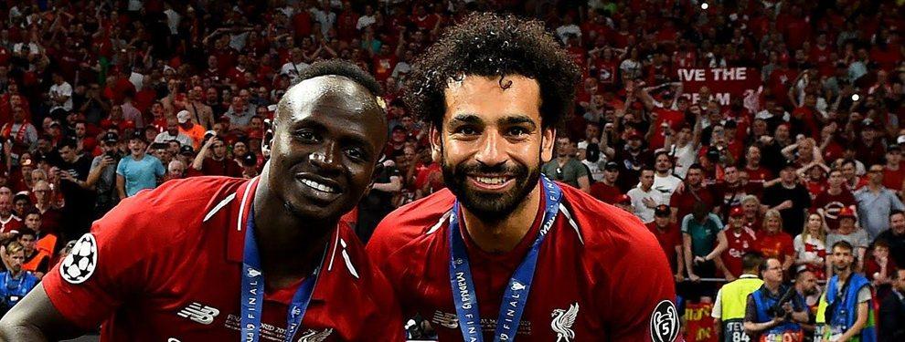 El egipcio es una de las estrellas del equipo pero empieza a sonar fuerte para irse del equipo