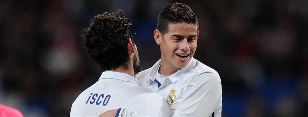 Brahim Díaz y Mariano Díaz no quisieron abandonar el Real Madrid el último día de mercado