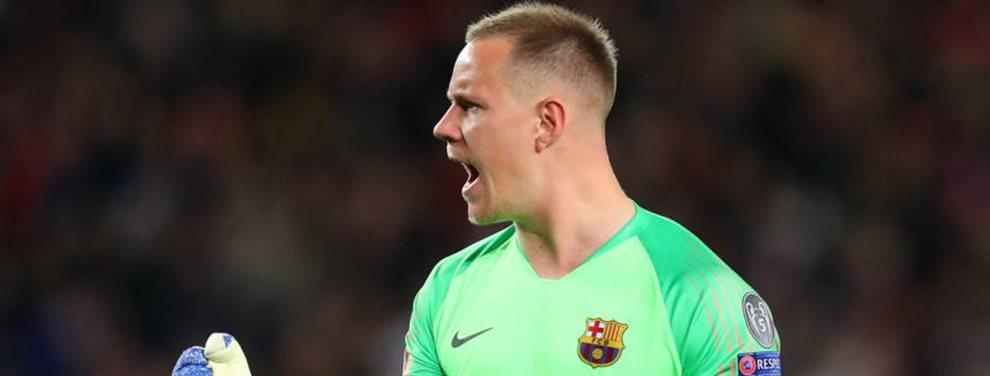 ¡Messi en shock! El United pasa de De Gea y ha cerrado nuevo portero