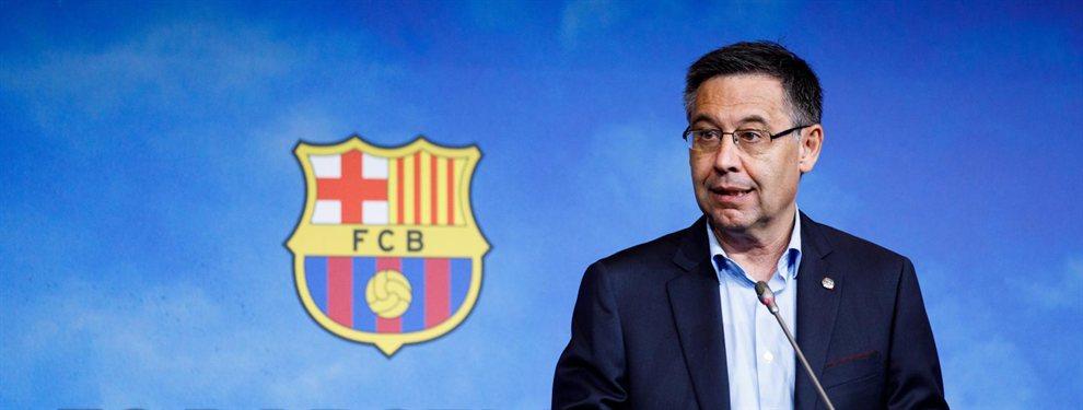 Lío (y gordo) en el Barça: Un club inglés le denuncia ante la FIFA: Josep Maria Bartomeu incumple una disposición tras un fichaje sonado
