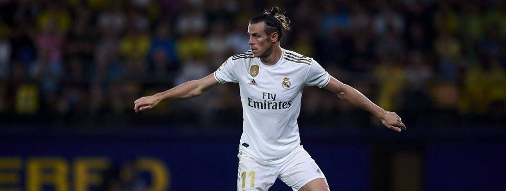 Gareth Bale publicó un mensaje en sus cuentas que desató las risas en el vestuario
