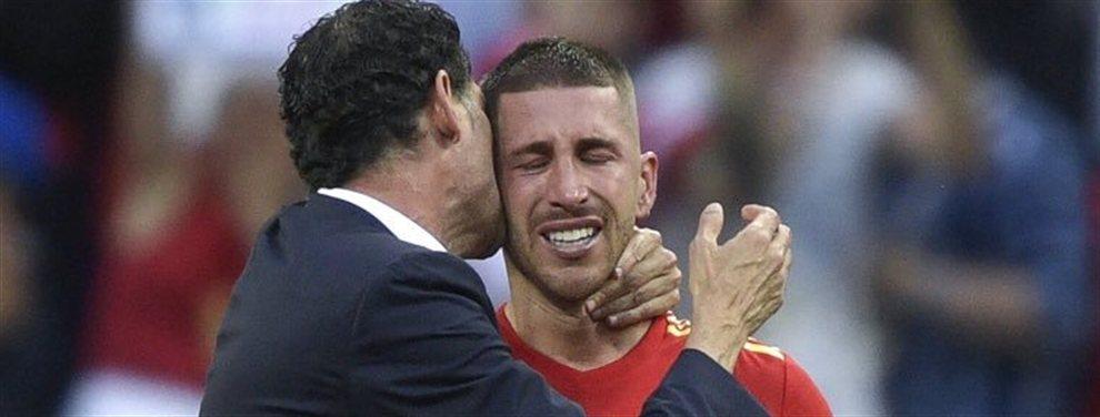 El capitán del Real Madrid no pasó control anti doping con la selección española