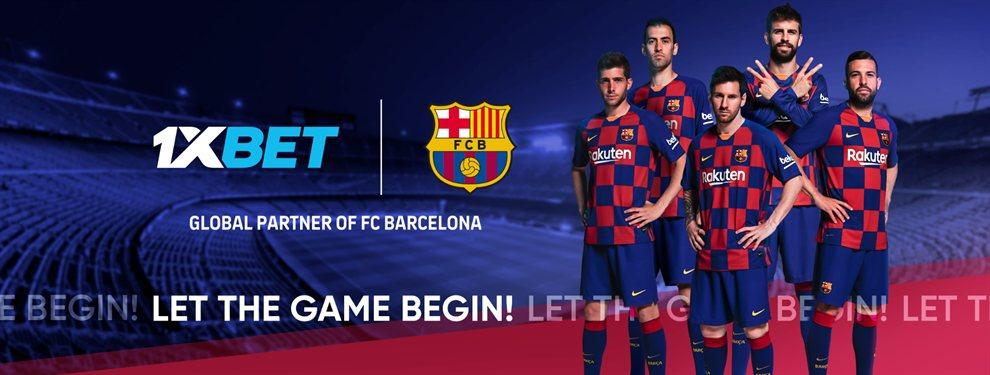 La compañía de apuestas online y el Barça han firmado un acuerdo de patrocinio durante las próximas cinco temporadas, hasta el 30 de junio de 2024.