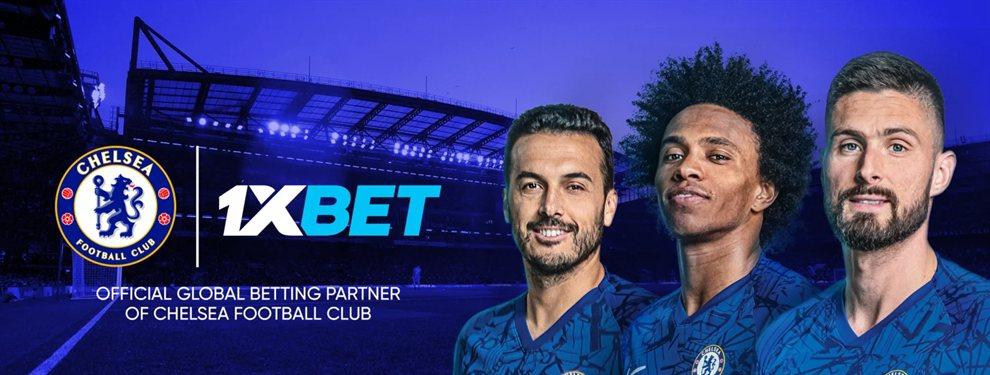 El Chelsea Football Club presenta hoy a 1xBet como su Socio de Apuestas oficial durante las próximas tres temporadas.