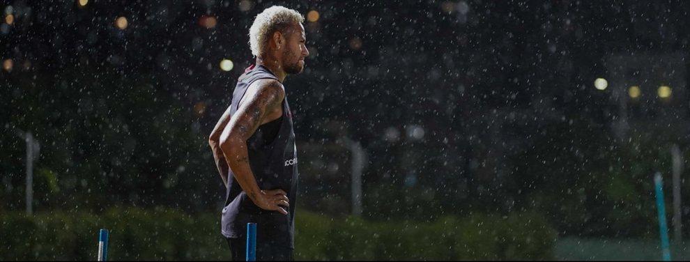 Neymar podrá ser incorporado por el Barcelona en 2020 por un precio establecido por la FIFA.
