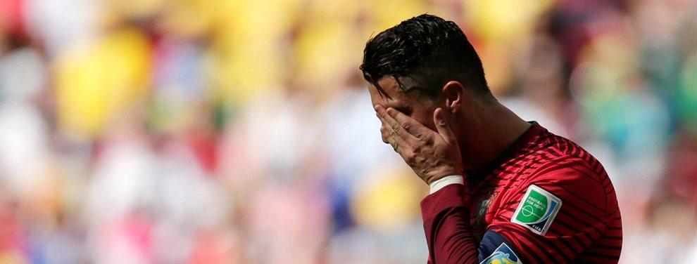 Cristiano Ronaldo quiere ganar la Champions League de nuevo y no le importa tener que sacrificar a compañeros para conseguirlo