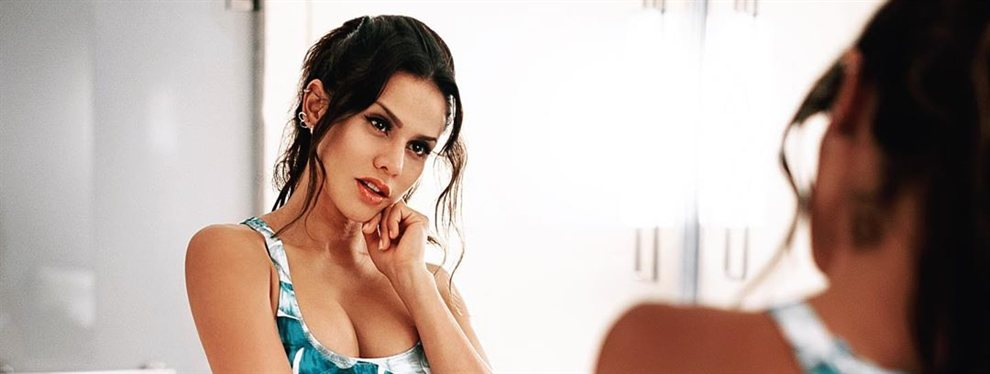 Andrea Espada quiere dejar de lado su papel de chica picante pero con publicaciones como la que ha hecho es imposible.