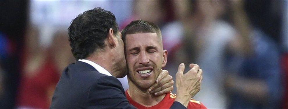 El central sevillano no quiso ni escuchar a Zidane cuando le insinuó que quizás haría falta otro central en el equipo