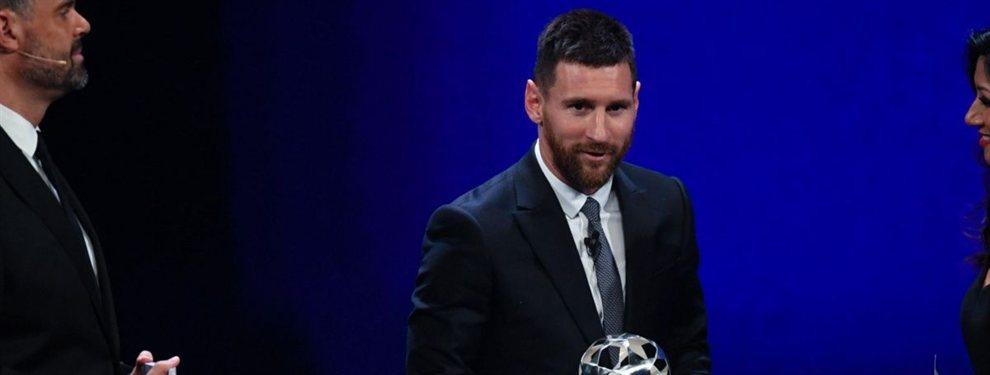 Messi ha pedido dos fichajes al Barça: uno, el de un central, como Unai Núñez, y otro, un lateral diestro, como Kimmich