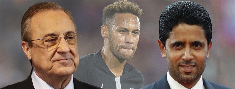 Neymar ha pedido a Florentino Pérez el fichaje de Gabriel Jesús para ir al Real Madrid
