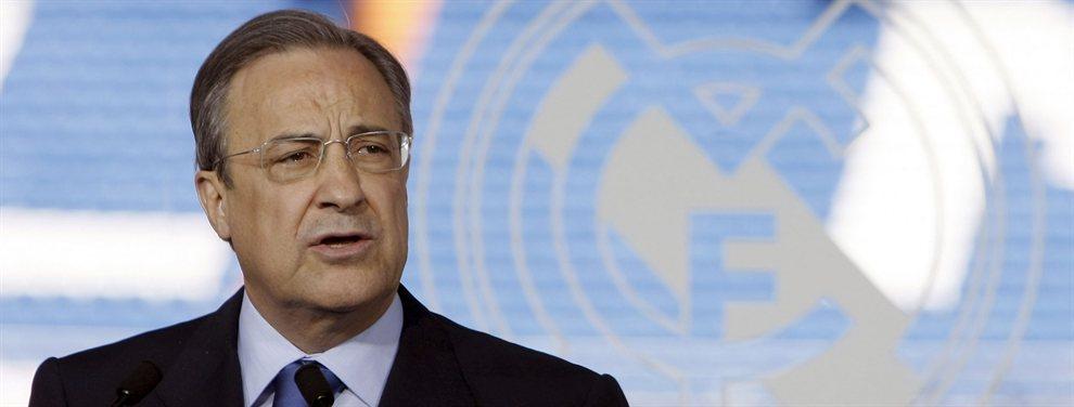 Florentino Pérez tiene hasta siete objetivos para reforzar al Real Madrid en enero o verano