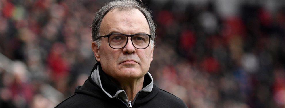 Kemar Roofe, ex futbolista del Leeds de Marcelo Bielsa, enalteció las cualidades del entrenador argentino.