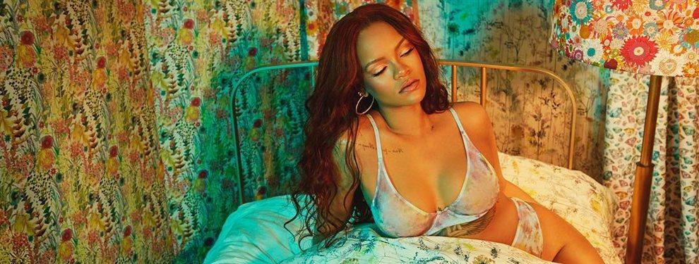 Rihanna y Beyoncé celebran su cumpleaños y se le salen ¡y son enormes! : Foto muy bestia de las dos divas juntas en plena fiesta ¿Se ha puesto nuevas?
