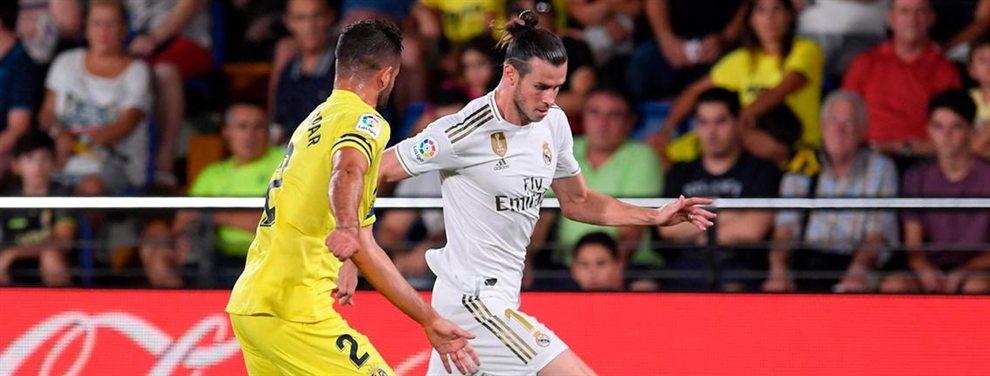 Lo de Gareth Bale puede ser pan para hoy y hambre para mañana, por lo que ya piensan en un relevo