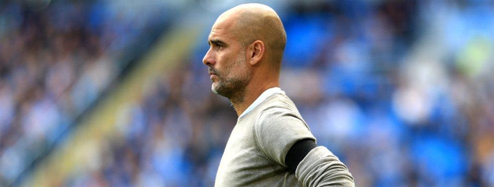 Pep Guardiola no ha querido saber nada de la posibilidad de que Raphaël Varane juegue en el Manchester City