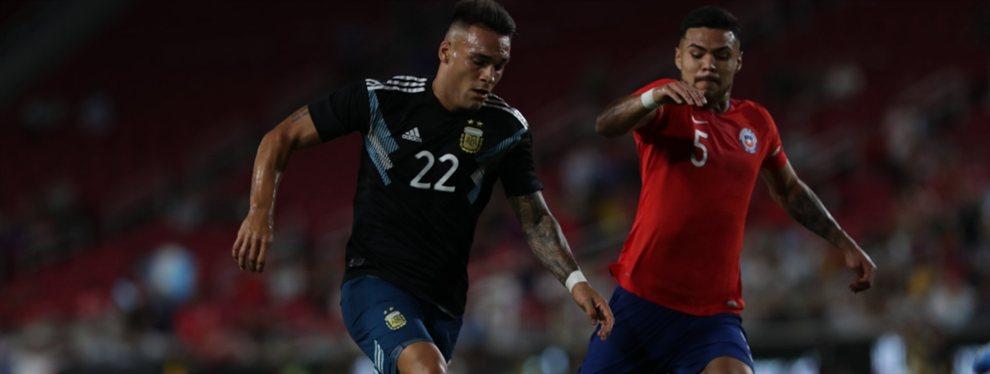 La Selección Argentina empató 0 a 0 frente a Chile en Los Angeles Memorial Coliseum.