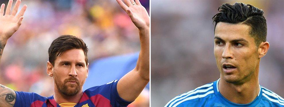 Ojo a lo que cuentan de Cristiano Ronaldo: Messi no se lo cree