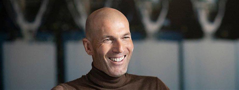 A Zidane se le acumulan los problemas:El técnico no da puesto orden en su vestuario