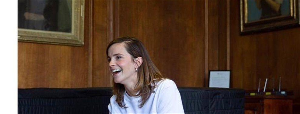 Emma Watson sale alucinante en su última publicación:La actriz sigue sorprendiendo en cada foto