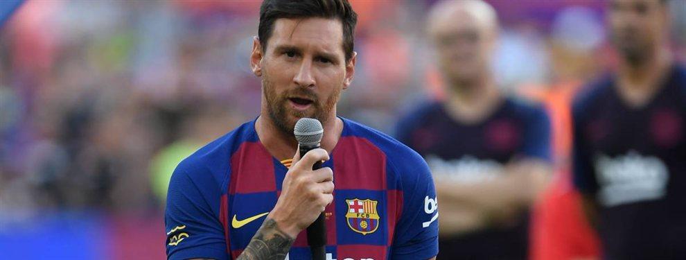 En el vestuario del Barça han quedado heridas abiertas del mercado pasado, y todo a causa de Neymar.