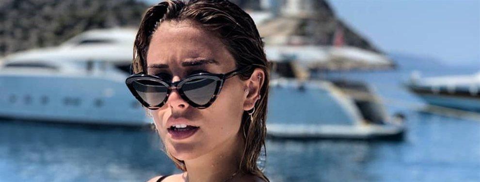 A Blanca Suárez ¡Se le ven!:La actriz causa furor en sus seguidores con su última foto