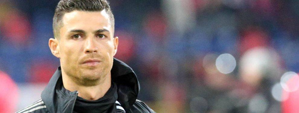 Los niveles jerárquicos en la Juventus de Turín cambiaron con la llegada de Cristiano Ronaldo.