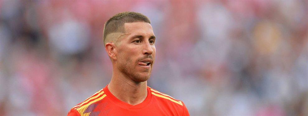 Actualmente en el Real Madrid, Sergio Ramos es un jugador insustituible, debido a que aporta una solidez defensiva abismal.