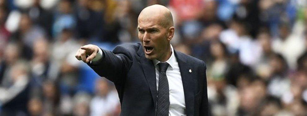 Zinedine Zidane le ha dicho a Florentino Pérez que no quiere a Christian Eriksen sea al precio que sea