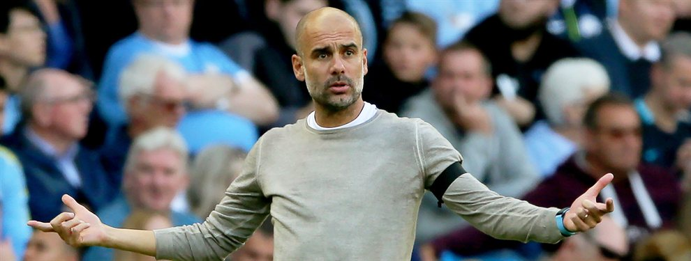 El Manchester City de Pep Guardiola piensa por todo lo alto y se puede llevar a Florentino