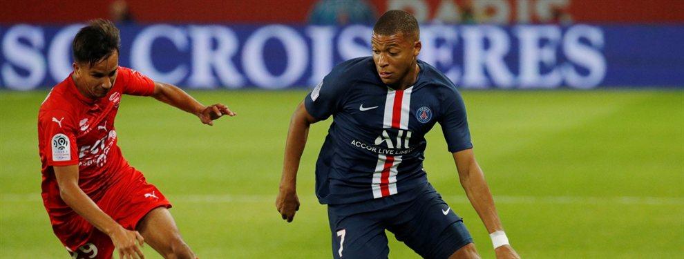 Mbappé tiene una llamada (y no es del Real Madrid): ¡Irrechazable!