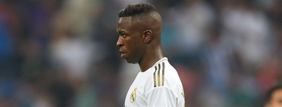 Cengiz Ünder ha telefoneado al Real Madrid para ofrecerse, lo que complicaría aún más las cosas a Vinicius