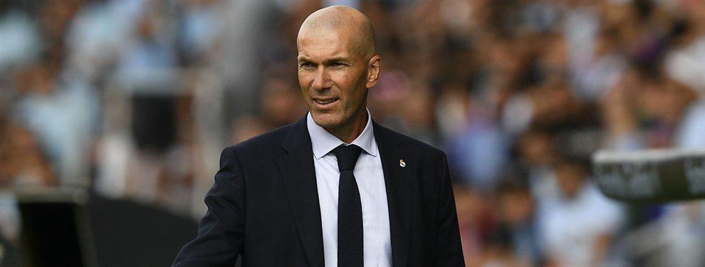 Zinedine Zidane quiere que el Real Madrid fiche a un central y el favorito es Kalidou Koulibaly