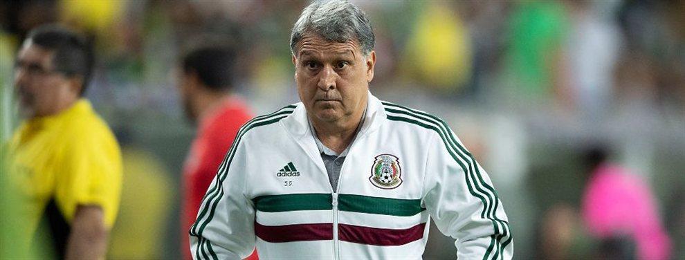 Gerado Martino busca dar un paso más hacia un récord que es propiedad de José Manuel de la Torre.