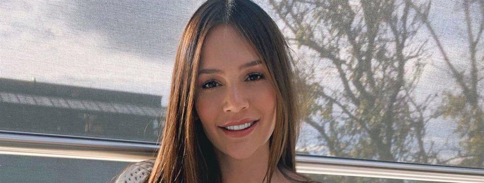 Lina Tejeiro tiene nueva pareja que en nada se parece al que fuera su ex Andy Rivera.
