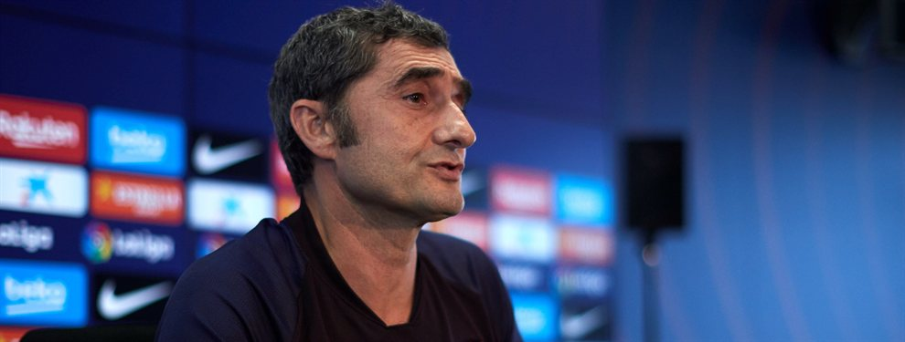 Ernesto Valverde paralizó la salida de Carles Aleñá, que tiene decidido marcharse en enero