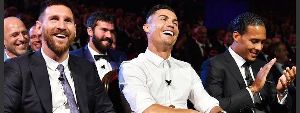 Bomba: ¡Leo Messi le tanteó en la gala de la Champions League y le dijo NO!: Es el deseado oculto de Josep Maria Bartomeu y Ernesto Valverde