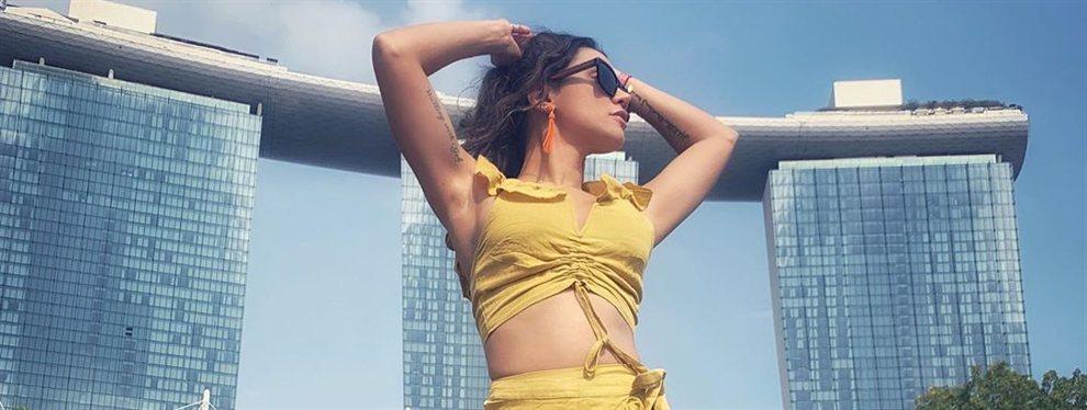 La influencer Selena Spice comparte una de las rutinas de gimnasio que le ayudan a mantener curvas.